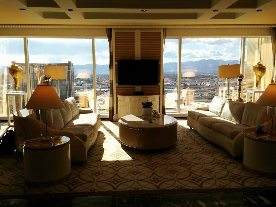 FCPWORKS Suite view at the Wynn